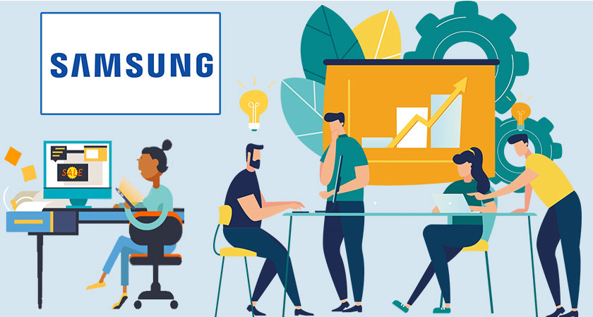 Samsung India May hire more WorkForces across Verticals