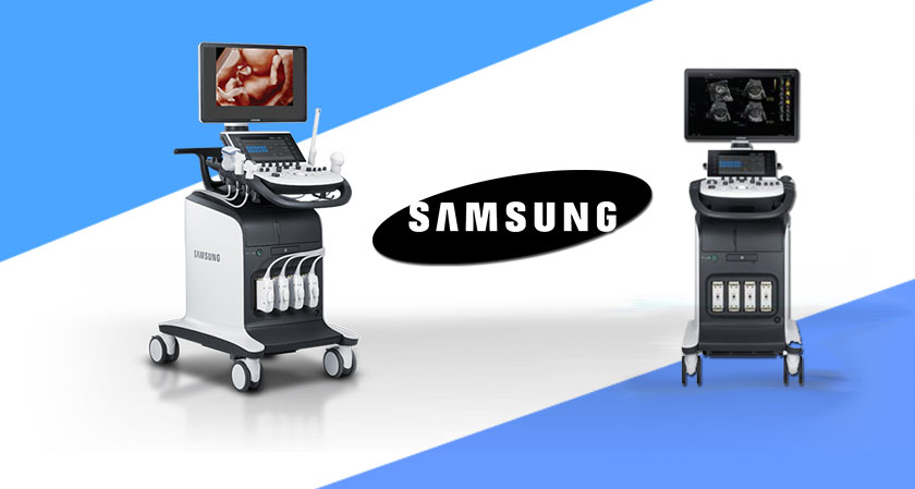 WS80A - The Ultrasound Device Designed by Samsung Shows 3D Images