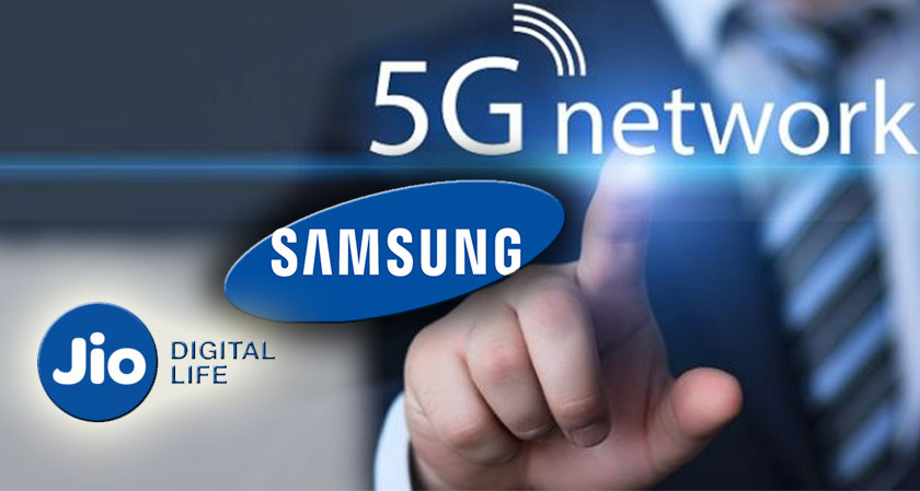 Samsung Will Carry out Large-Scale 5G Trials in New Delhi
