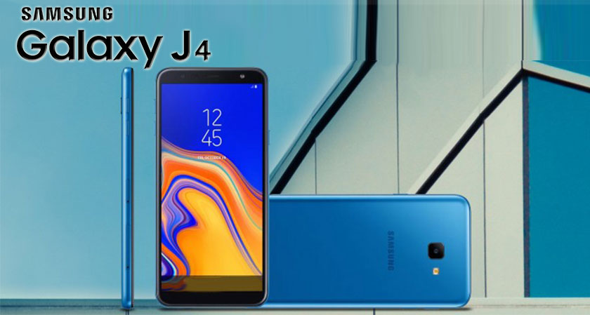 Samsung Unveils the Galaxy J4, the second Edition of Android Go Smartphones