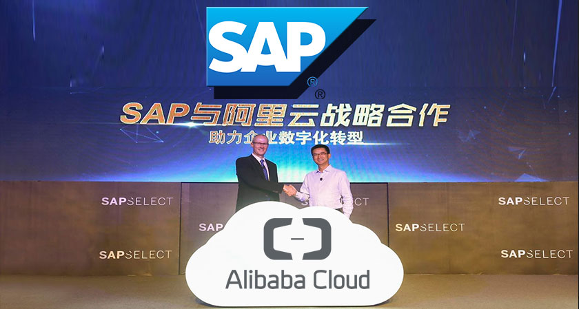 SAP Partners With Alibaba Cloud in China