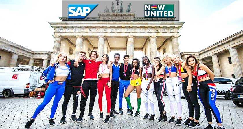 Now United joins hands with SAP to engage and empower fans around the world