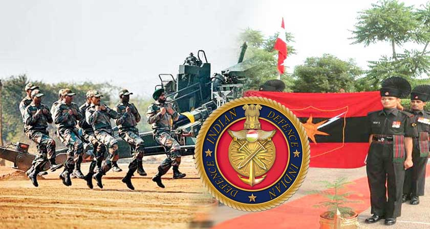 Sapta Shakti Command Will Be Displaying Defence Technology Equipment at Jaipur Military Station