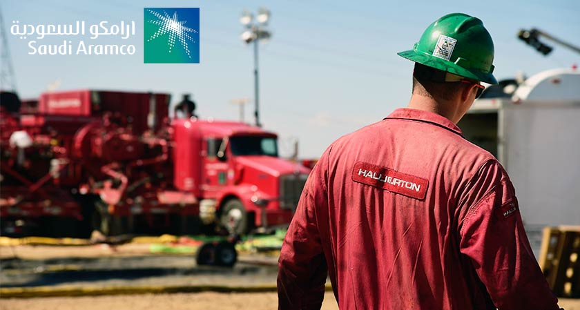 Landmark Contract: Saudi Aramco Inks Deal with Houston-based Halliburton to Increase Gas Production