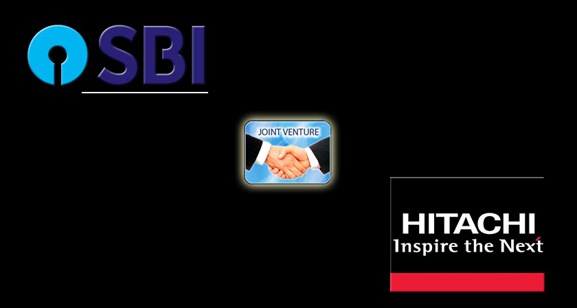 SBI goes into a joint venture with Japan's Hitachi