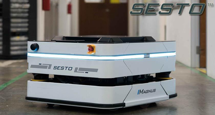 Singapore's SESTO Launches Magnus Autonomous Mobile Robot