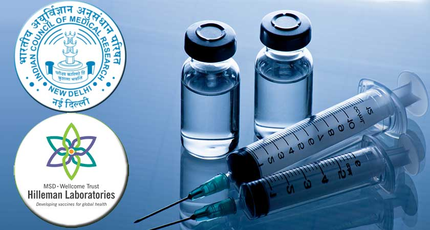 Shigella Vaccine Technology is now licensed by ICMR to Hilleman