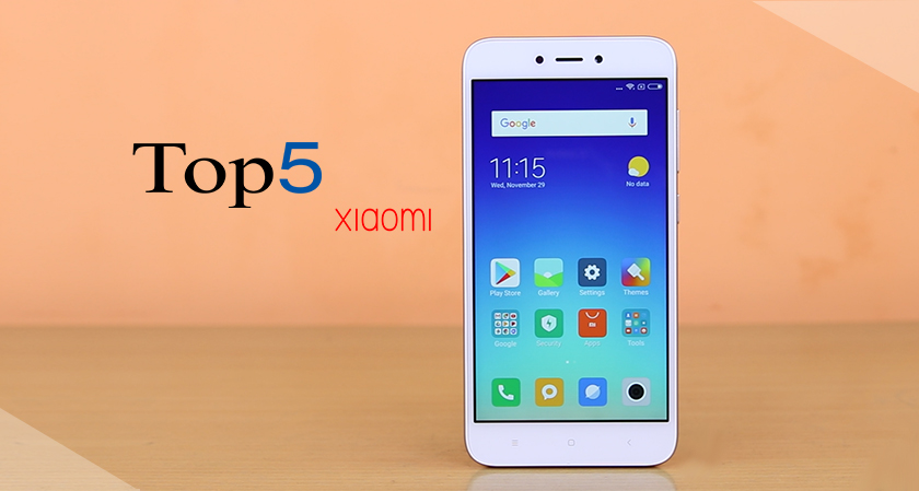 Shrinking Global market does not hinder Xiomi from becoming the top five smartphone vendors