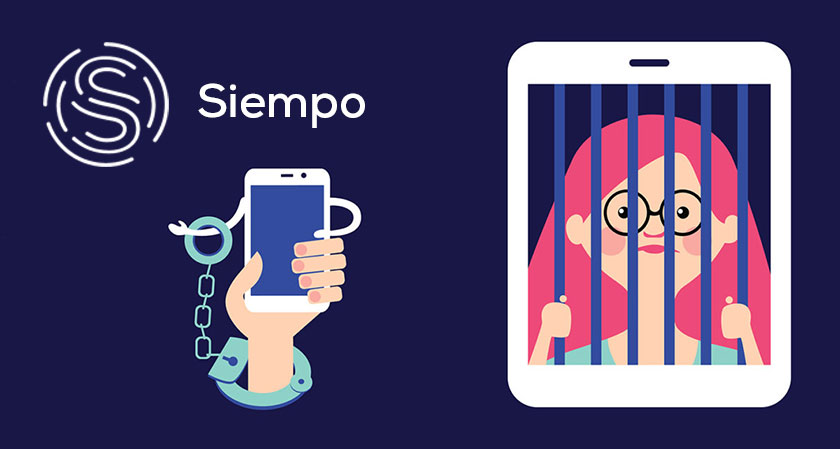 Siempo: The App that wants to un-addict people from smartphones and its numerous attention-stealing apps.
