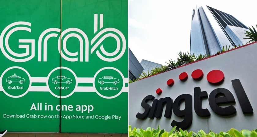 Singtel and Grab has partnered to start a digital bank in Singapore