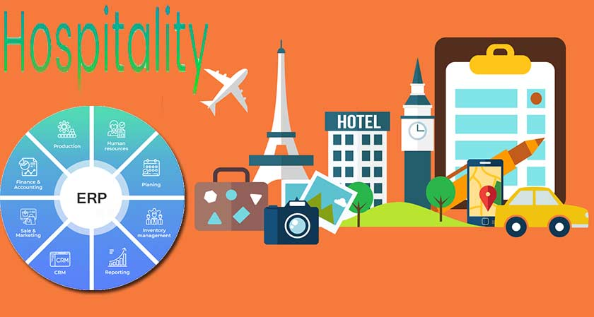 Rise of ERP in the hospitality sector is powered by high smartphone usage by customers