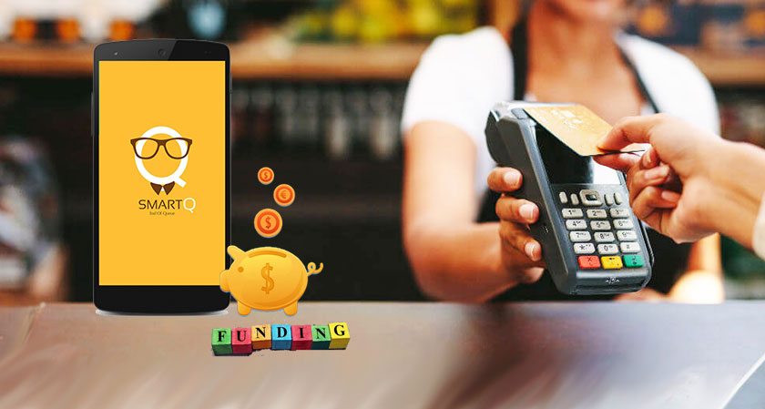 SmartQ is transforming conventional cafeteria into a no queue, digital and cashless experience