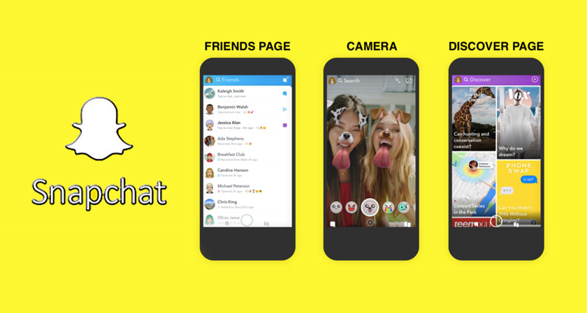 Snapchat Launches Discover In India in Partnership with Local Publishers