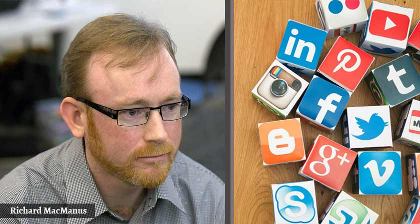 """Social Media Is an Illness and Will Cause Health Issues"", Says MacManus"