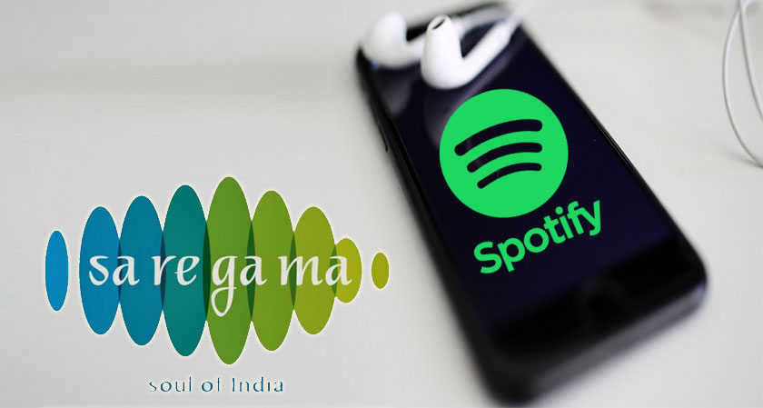 Over 1 Lakh Saregama songs to be removed by Spotify
