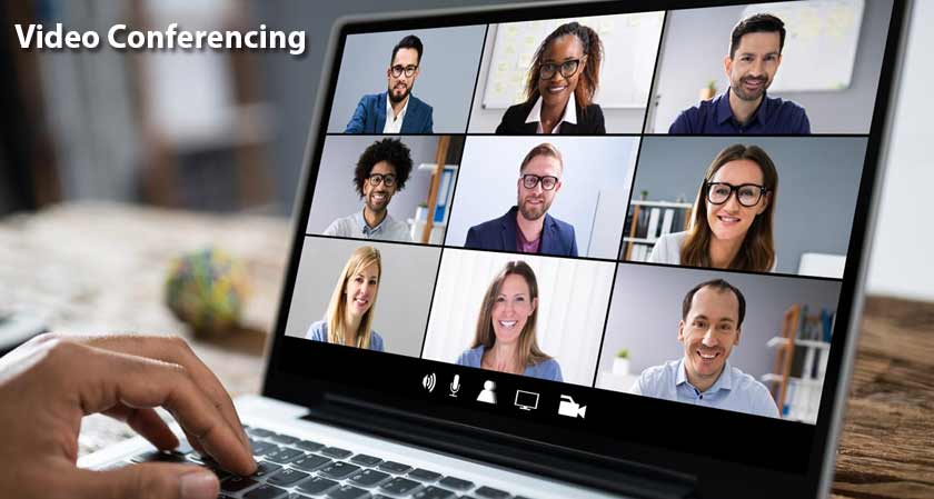 Investments in startups offering remote events and video conferencing solutions are witnessing a surge