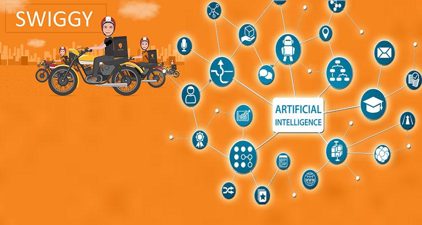 Swiggy Acqui-hires AI startup called Kint.io