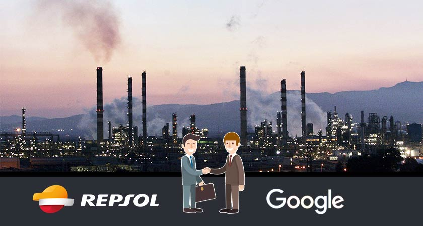 Tarragona Refinery: Repsol Joins Hands with Google to Boost up Oil Refinery Efficiency