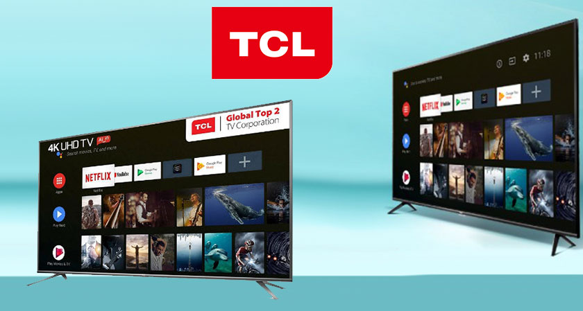 India's First 4K AI Android p 9.0 TV Launched by TCL
