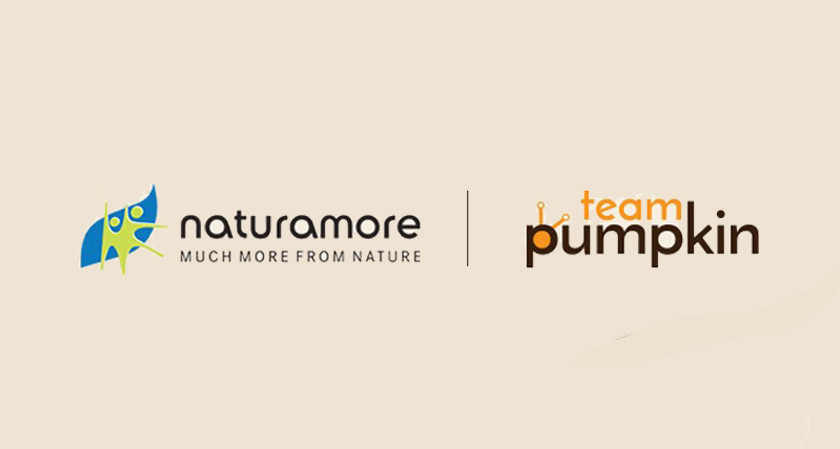 Team Pumpkin will now work with Naturamore to help the company with its digital marketing efforts