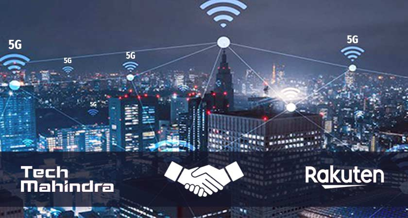 Tech Mahindra and Rakuten join hands to build 5G labs in Tokyo and India