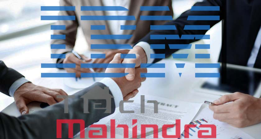 Tech Mahindra and IBM have partnered to create a $2 billion opportunity