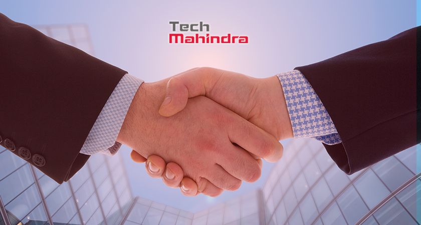 Tech Mahindra Partners with Israeli Firm for Cybersecurity, Shares Witness Rise