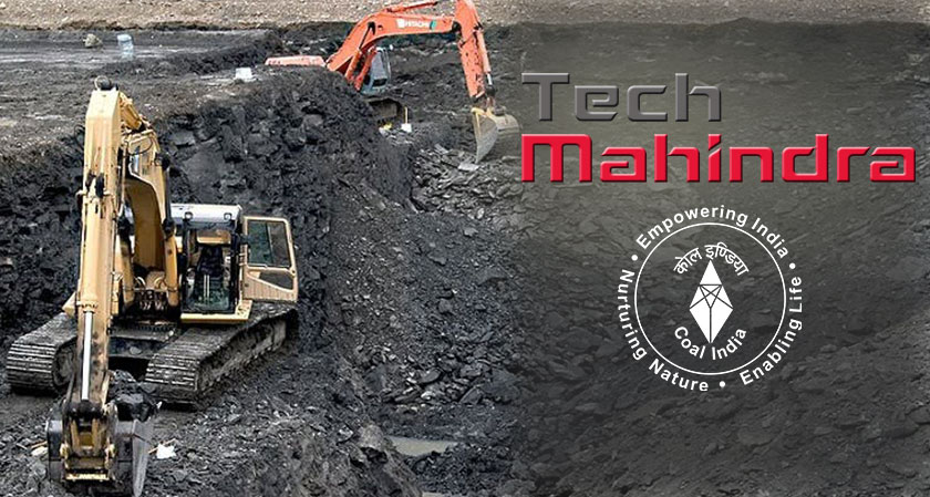Tech Mahindra Bags Rs 270 Crore Project From Coal India