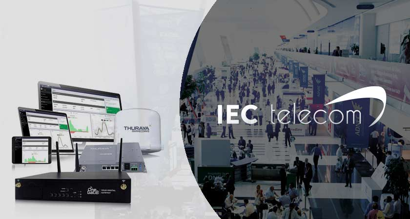 Small and medium-sized vessels in Asia can now have VSAT like connection due to IEC Telecom Group's new launch