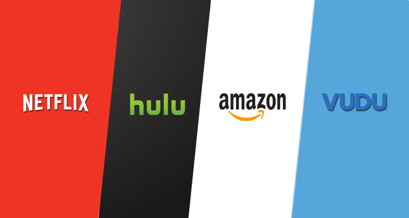 The Best Over-The-Top Media Service Provider:  Netflix, Amazon, Hulu or Vudu?