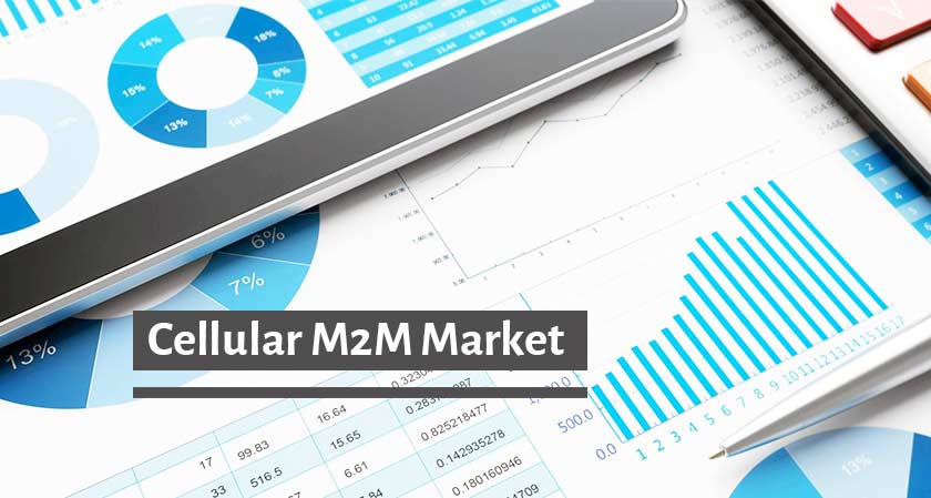 The Latest Reports on Cellular M2M Market