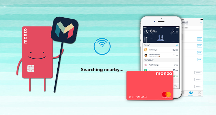 Monzo Bank: The new money transfer feature is here
