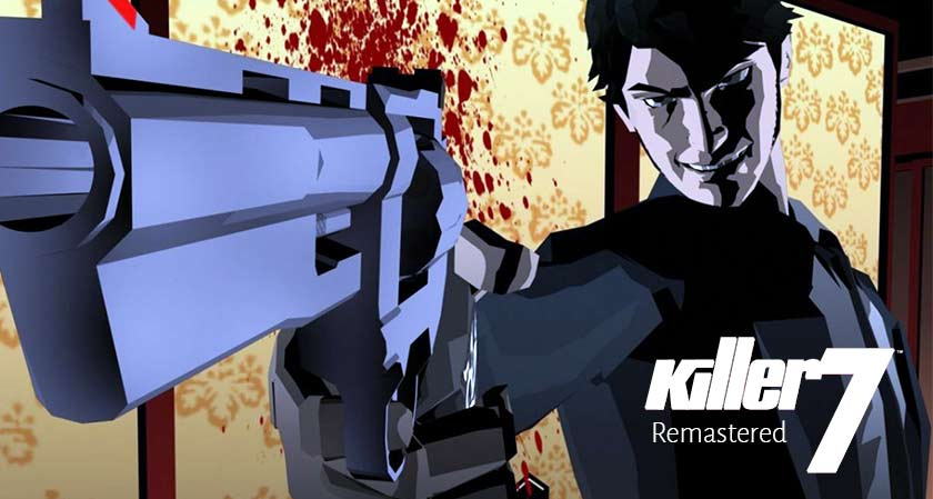 This fall, Killer7 Remaster Is Coming to PC