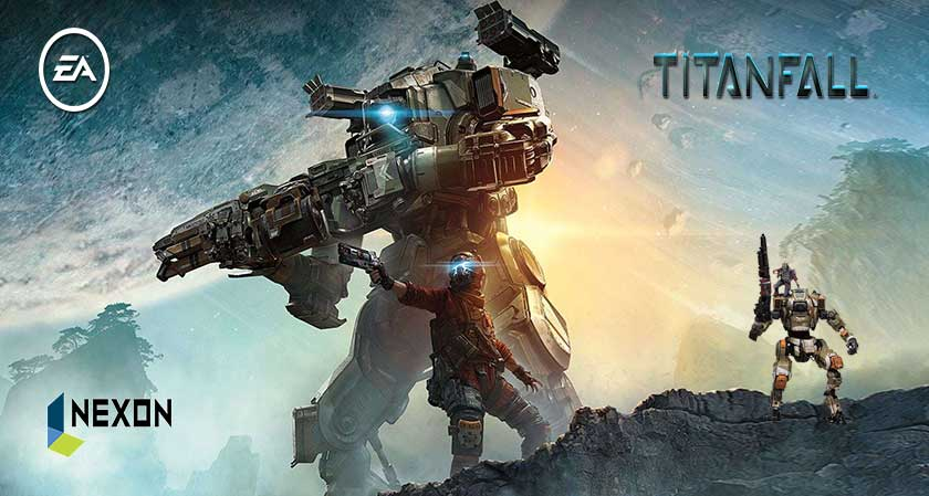 PC Online Game Titanfall Canceled In Asia