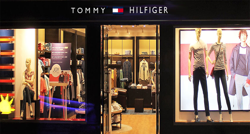 Tommy Hilfiger launches smart clothing to attract customers