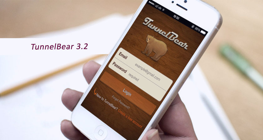 TunnelBear 3.2 – The New Improved and Refined VPN Service