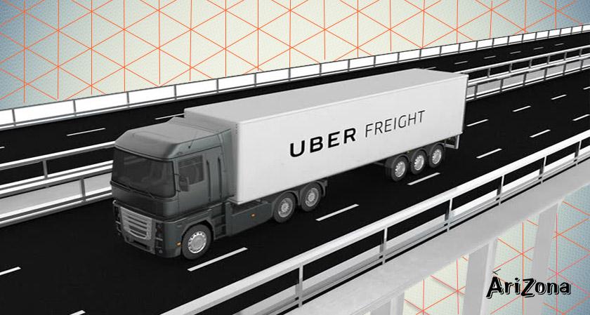 Uber Freight: Autonomous trucks are shipping cargo across Arizona