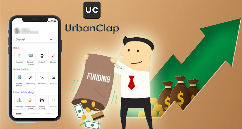 UrbanClap—the one-stop store for home services has raised $75 million