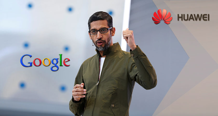 U.S. Government shows concerns over Google's partnership with Huawei