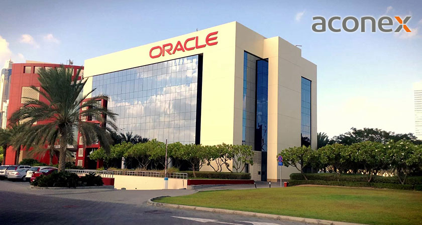 U.S. software major Oracle Corp takes over Aconex for $1.2 billion