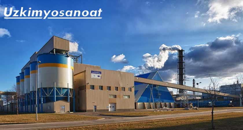 Uzbek plant starts the production of mineral fertilizers using natural gas