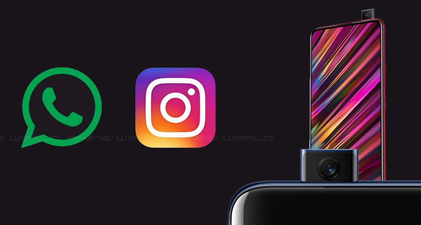 WhatsApp, Instagram Video Calls May Damage Pop-Up Selfie Cameras