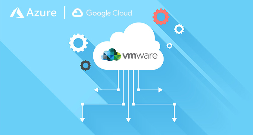 VMware aims to expand services to Azure and Google