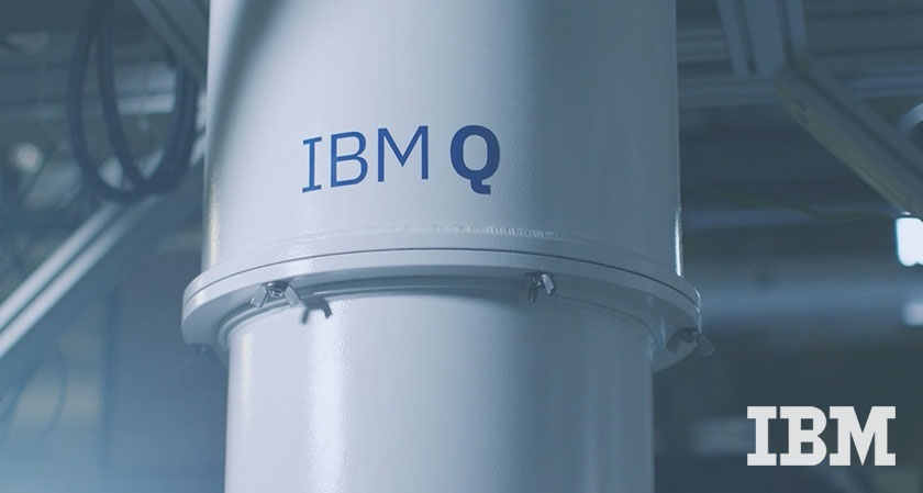 We have more qubits and fewer errors, which is combined to solve more problems; says IBM