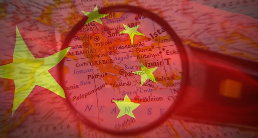 Western Balkan Countries are concerned about increase in Chinese footprint