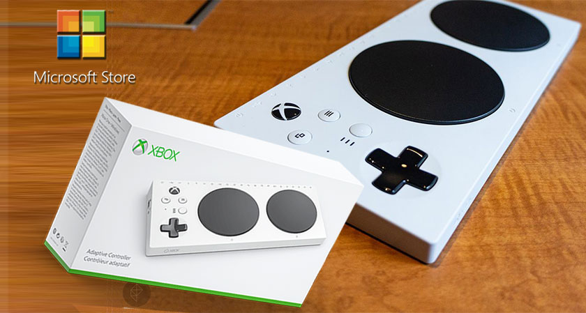 The Xbox Adaptive Controller is finally available for sale at the Microsoft store