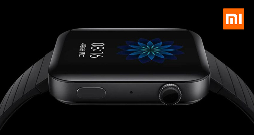XIAOMI watch: Looks Like an Apple Watch; Is Completely Different