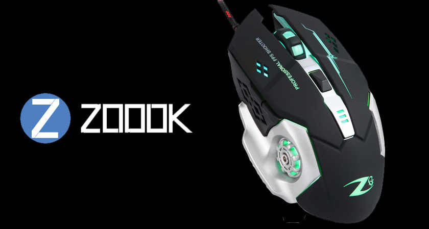 French brand ZOOOK launches new range of superior quality gaming mouse