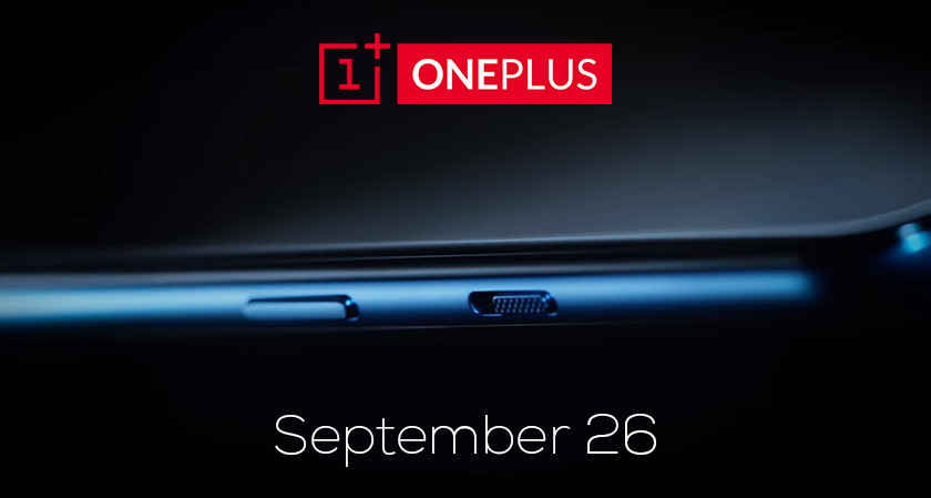 OnePlus announces the launch date of the OnePlus 7T series and OnePlus TV in India