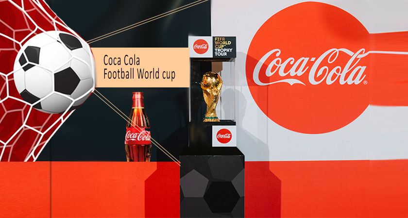Football World Cup 2018: Beverage Giant Coca Cola Launches Promotional Campaign